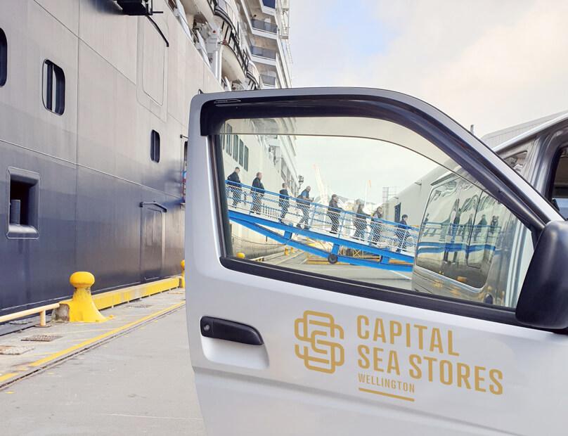 Capital Sea Stores